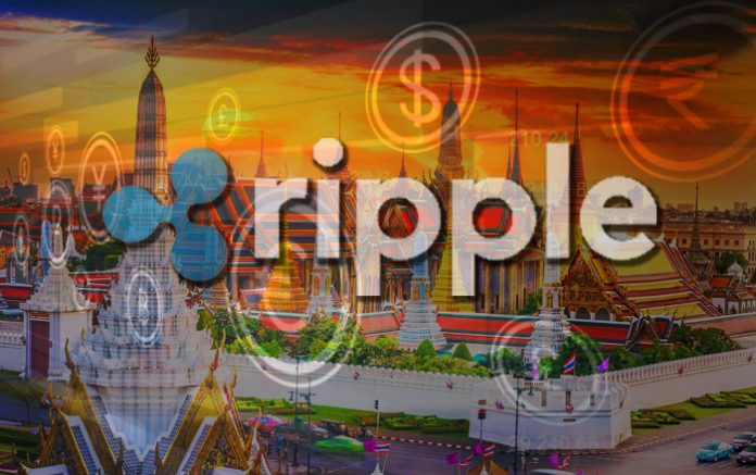 Ripple Client ACI Partners with Central Bank of Thailand