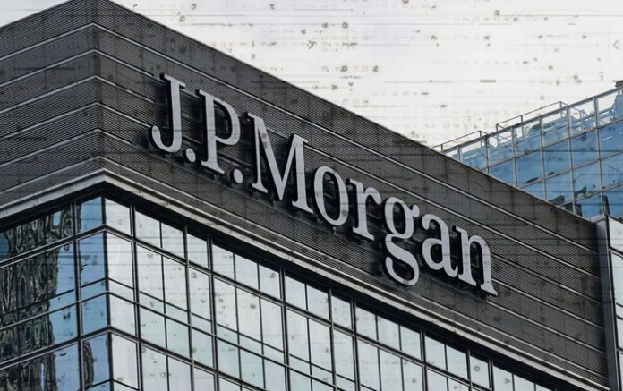 JPMorgan is launching a modern way to participate in cryptocurrency-related companies