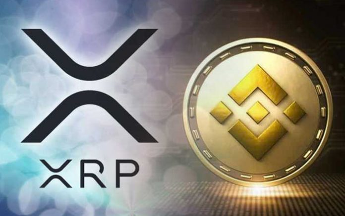 193 Million XRP Moved between Binance and Top-Tier Crypto Custodian