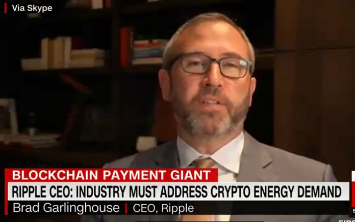 Ripple Can Replace XRP with Alternative, According to CEO Brad Garlinghouse