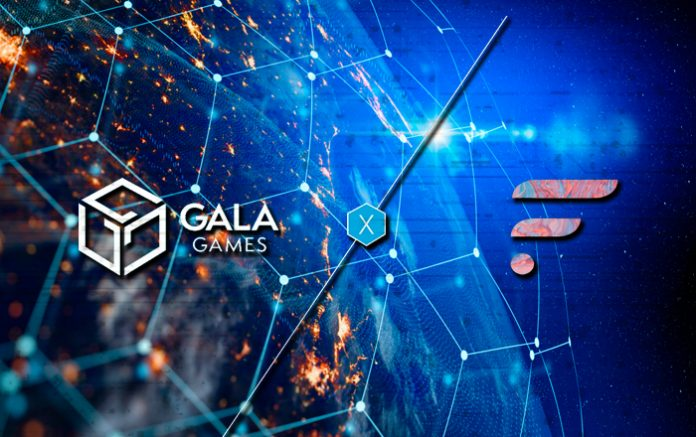 Flare Networks Expands Collaboration with Gala Games, Purchases Unique NFT