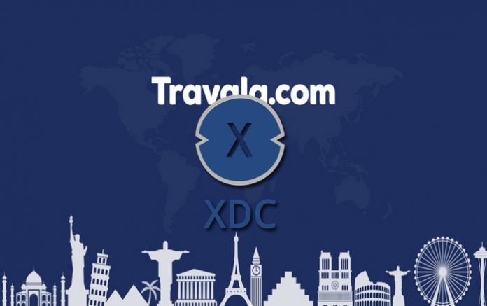 Travala Welcomes Payments through XDC
