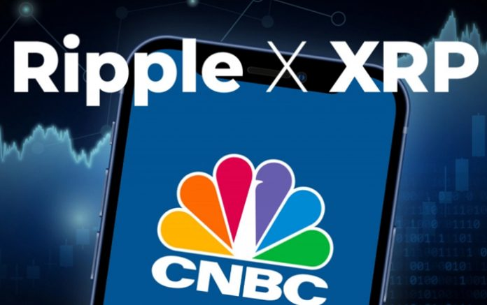 CNBC Changes Ripple to XRP After CEO Complains