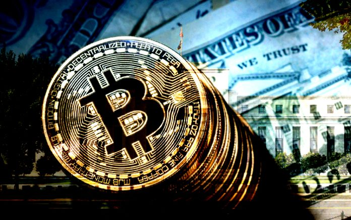 Bitcoin Spikes as Fed Leaves Rates Unchanged