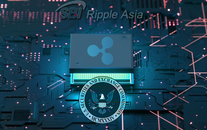SBI and CME Met with SEC to Discuss XRP