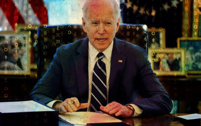 Joe Biden Could Be Working on an Executive Order to Control the Cryptocurrency Industry, Reports